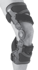 Assistive devices for the knee: Knee brace